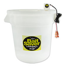 Bait Saver Livewell Systems™ - 20 Gal.